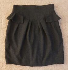 Cue Above Knee Peplum Skirts for Women