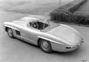 Mercedes-Benz 300 SL Roadster 1957 - USA version - Mercedes-Benz W 198 II 1957