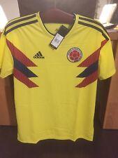 adidas Herren Colombia Kolumbien Fußball Trikot gr.176