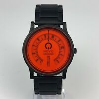 NOVO MENS WATCH MODERN The Street Rare!