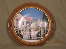 """Vintage Precious Moments Collector Plate """"God Loveth A Cheerful Giver"""" #3533Aa"""