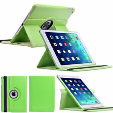 Green Synthetic Leather Tablet & eReader Cases, Covers & Keyboard Folios for Apple