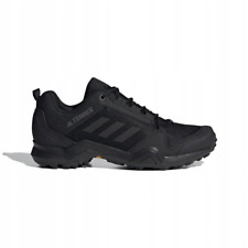 Adidas Mens Terrex AX3 Hiking Walking Shoes Outdoor Black EF336 UK 7.5 to 12