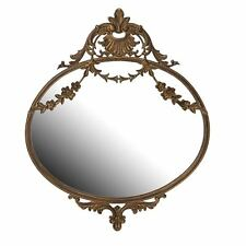 32cm French Baroque Rococo Gold Antique Ornate Decorative Wall Mounted Mirror
