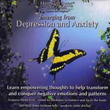 Schwellenländer von Depression und Anxiety Hemi-Sync CD Mind Essen
