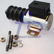 12v Pushpull Dc Stop Solenoid Rp 2307bh 40700092 For Murphy