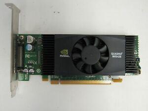 Dell K722J H995J NVIDIA Quadro NVS 420 512mb GDDR3 PCIe Graphics Card     27-3