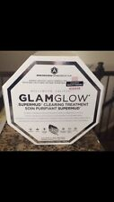 Glam Glow Supermud Clearing Treatment New In Box