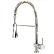 Küchenarmatur Spültisch Armatur Küche Gastronomie Brause Wasserhahn Spiralfeder