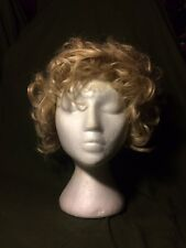 Vintage Blond Wig From 60s