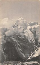 SIR DONALD GLACIER BRITISH COLUMBIA CANADA~J HOWARD A CHAPMAN PHOTO POSTCARD