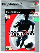 VIDEOGIOCO  PS2  SONY  PLAYSTATION EVOLUTION SOCCER