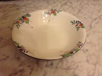 Vintage Shelley Art Deco pattern 11425 Fruit Bowl
