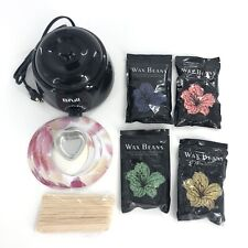 BFULL Wax Warmer (14.2 Oz), Hair Removal Home Waxing Kit with Wax Beans