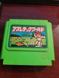 Nes Famicon Family Trainer 1986 Athletic World Game