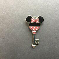 WDW - PWP Key Collection - Minnie Mouse Disney Pin 81460