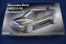 Fujimi 125718 RS-14 Mercedes Benz 190E 2.5-16 Evolution II 1/24 scale kit