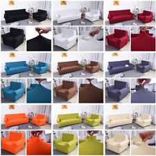 Universal Sofa Bed Cover Settee Stretch Couch Slipcover Protector 1/2/3/4 Seater