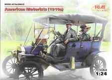 ICM American Motorists (1910s), Figures in 1/24 013 ST
