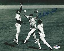 Mike Marshall Los Angeles Dodgers signed 8x10 photo PSA/DNA # X60558