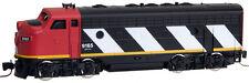 Micro-Trains MTL Z-Scale EMD F7A Diesel Locomotive - Canadian National/CN #9165