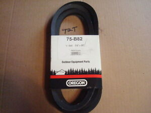 """5/8 X 85"""" Industrial replacement BELT replaces Craftsman Poulan 148763"""