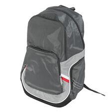 GRANDE capacità da Uomo/Ragazzo Grigio Zaino Backpack-Scuola Borsa, Borsa da viaggio