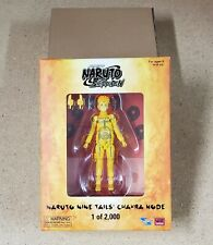 "Naruto Shippuden 4"" Nine Tails' Chakra Mode Figure- MIB SDCC Exclusive Brand New"