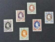 nystamps Albania Stamp # 193-196 Mint OG H/NH $27