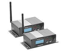 2 x Stagg SLI-skydmx 2.4 Wireless DMX 2.4GHZ Universal RICETRASMETTITORE D-FI