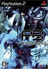 Used PS2 Persona 3   Japan Import (Free Shipping)