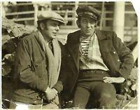 VINTAGE ORIGINAL CIRCA 1930 HOLLYWOOD PROMO PHOTO ACTOR DIRECTOR GEORGE ARLISS