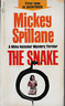 Mike Hammer: The Snake by Mickey Spillane Signet Paperback 1964