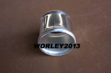 "3"" 76 mm straight aluminum tube pipe 76 mm long for turbo Intercooler adapter"