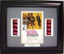 Butch Cassidy And The Sundance Kid Framed Film Cell Paul Newman