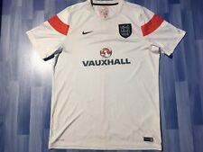 X LARGE ADULTS ENGLAND FOOTBALL LEISURE SHIRT