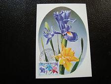 FRANCE - carte 2/4/69 - floralies paris - yt n° 1597 (cy4)