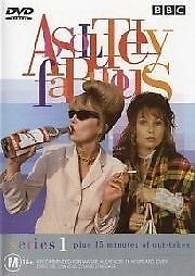 Absolutely Fabulous : Series 1 (DVD) Region 4 Very Good Condition