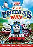 Thomas & Friends: The Thomas Way DVD (2014) Thomas the Tank Engine * BRAND NEW *