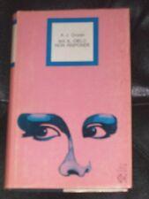 A.J.CRONIN-MA IL CIELO NON RISPONDE-CLUB DEGLI EDITORI N.R7-1975