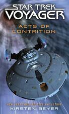 Star Trek Voyager: Voyager : Acts of Contrition by Kirsten Beyer (2014,...