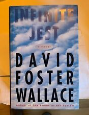 infinite jest first edition (with Vollman typo)