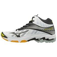 Mizuno Volleyball shoesWave Lightning Z4 MID V1GA1805 White × Black  New model