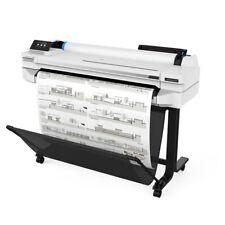 Hp Designjet T530 36 Wide Large Format Color Plotter Printer Cad Photos New Pdf