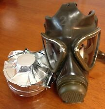 M65 Drager German Military Gas Mask Respirator Unissued w/ NBC Filter exp. 2022