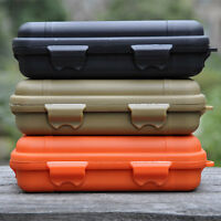 Outdoor Airtight Survival Storage Case 1PC Camping Container EDC Containers