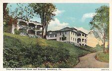 Evangelical Home & Hospital in Lewisburg PA 1952