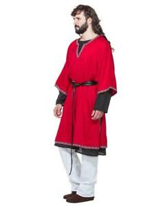 Men's Snorre Viking Tunic, finest fabric,handmade one by one, very nice!!