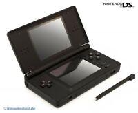 Nintendo DS - Konsole Lite #schwarz + Stromkabel sehr guter Zustand