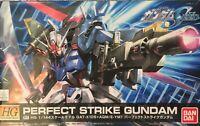 Bandai Hobby R17 Perfect Strike High Grade Remaster 1/144 Gundam Seed Action